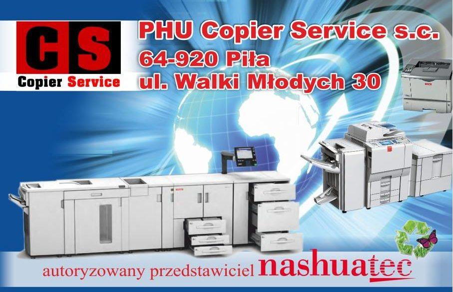 Copier Service s.c. Klientem Saraton